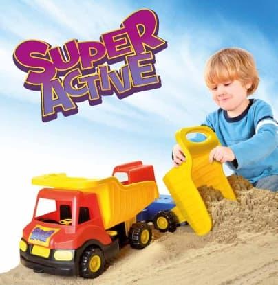 Детска играчка самосвал 5613