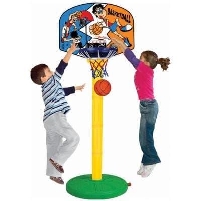 Детски баскетболен комплект