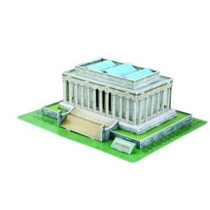 3D пъзел Lincoln Memorial  41 части