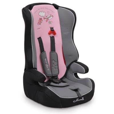 Детско столче за кола Explore 9-36 кг - Цвят: Розов