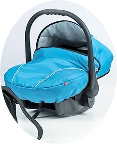 Детско столче за кола 0-9 кг