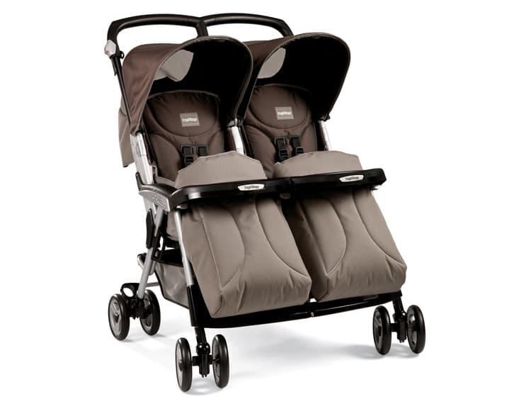 Бебешка количка за близнаци Aria twin