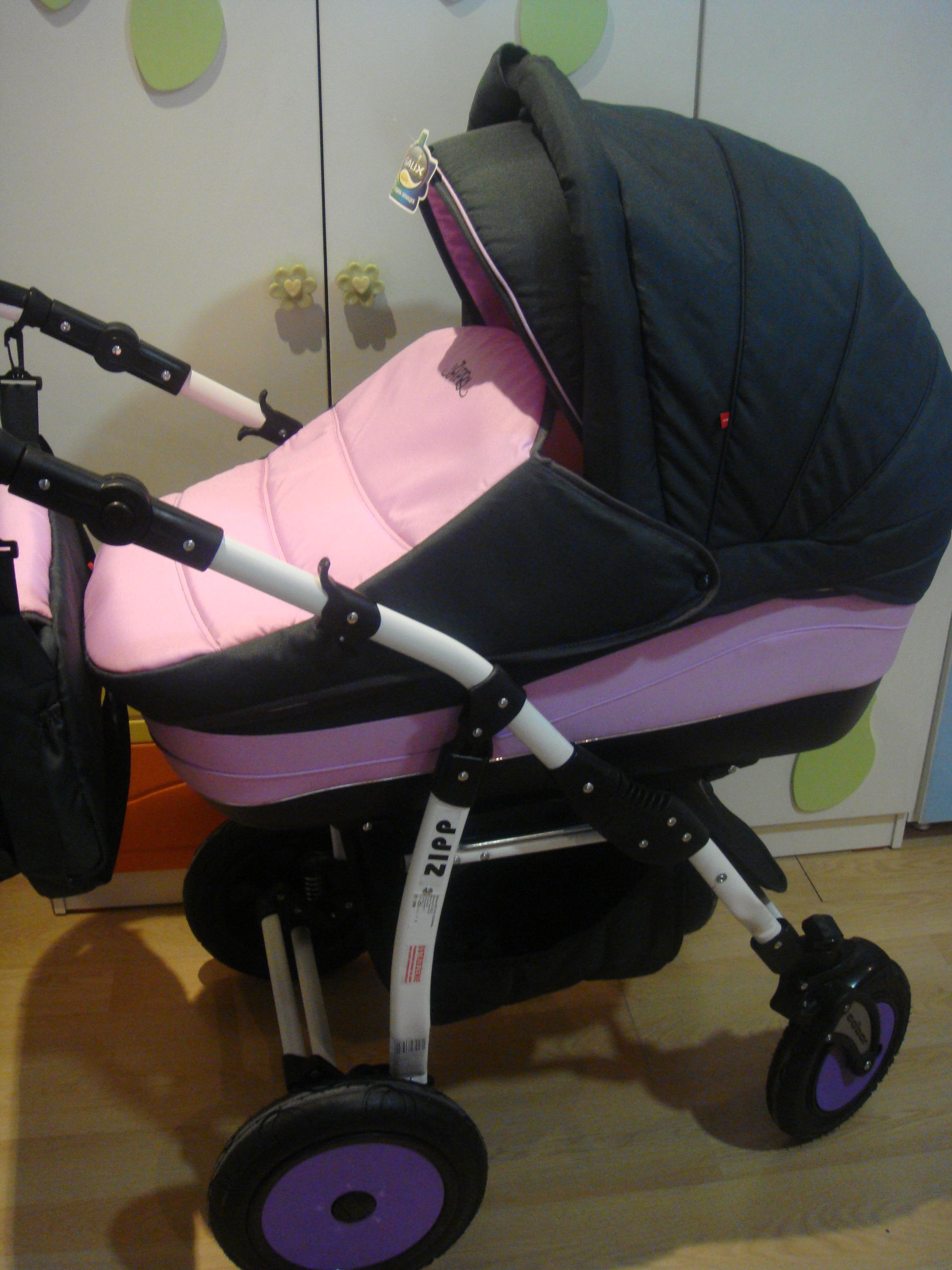 Бебешка количка Zippy 3в1 Промо