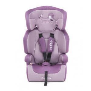 Детско столче за кола Родео Чиполино - Цвят: Лилав