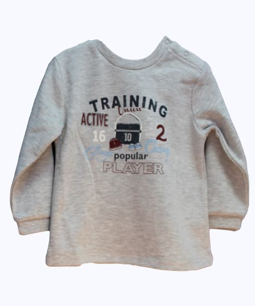Детска блуза Training