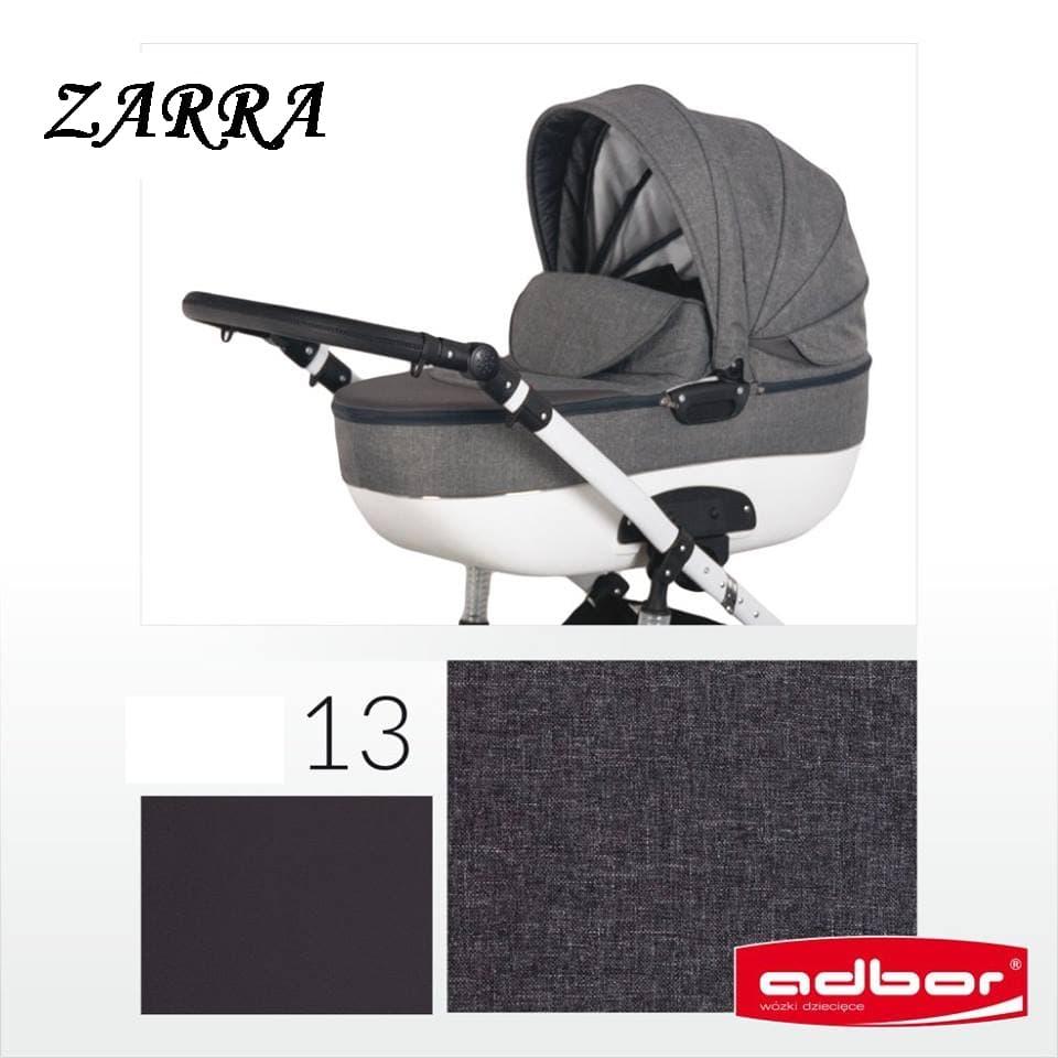 Бебешка количка 3в1 Zarra цвят:13