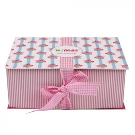 Minene-Подарък за новородени в луксозна кутия