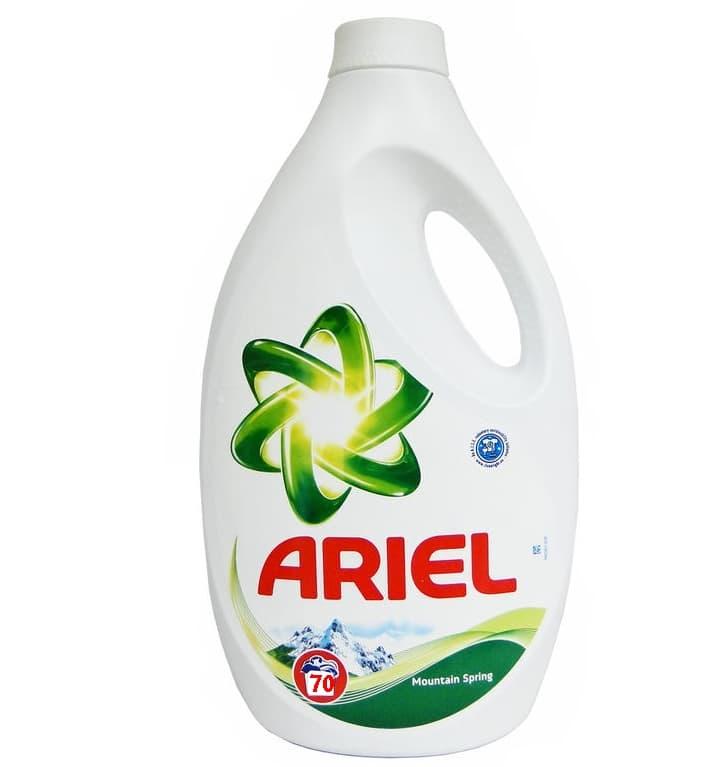 Ariel течен препарат за пране 70 пранета