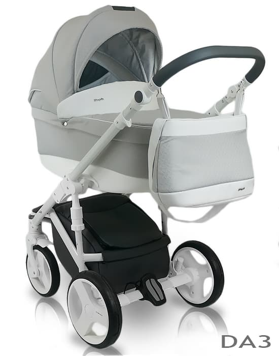 Бебешка количка 2в1 Bexa D'Angela цвят: DA3