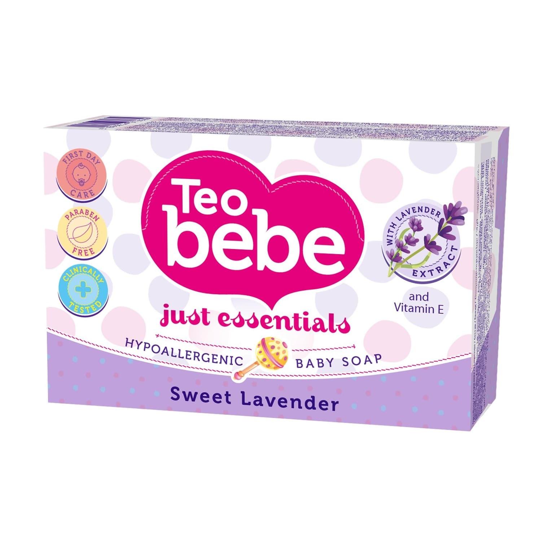 Teo bebe-сапун Sweet Lavender 75гр