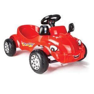 Детска кола с педали Happy Herby