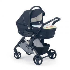 Cam-бебешка количка Fluido Amore mio 3в1 цвят:563