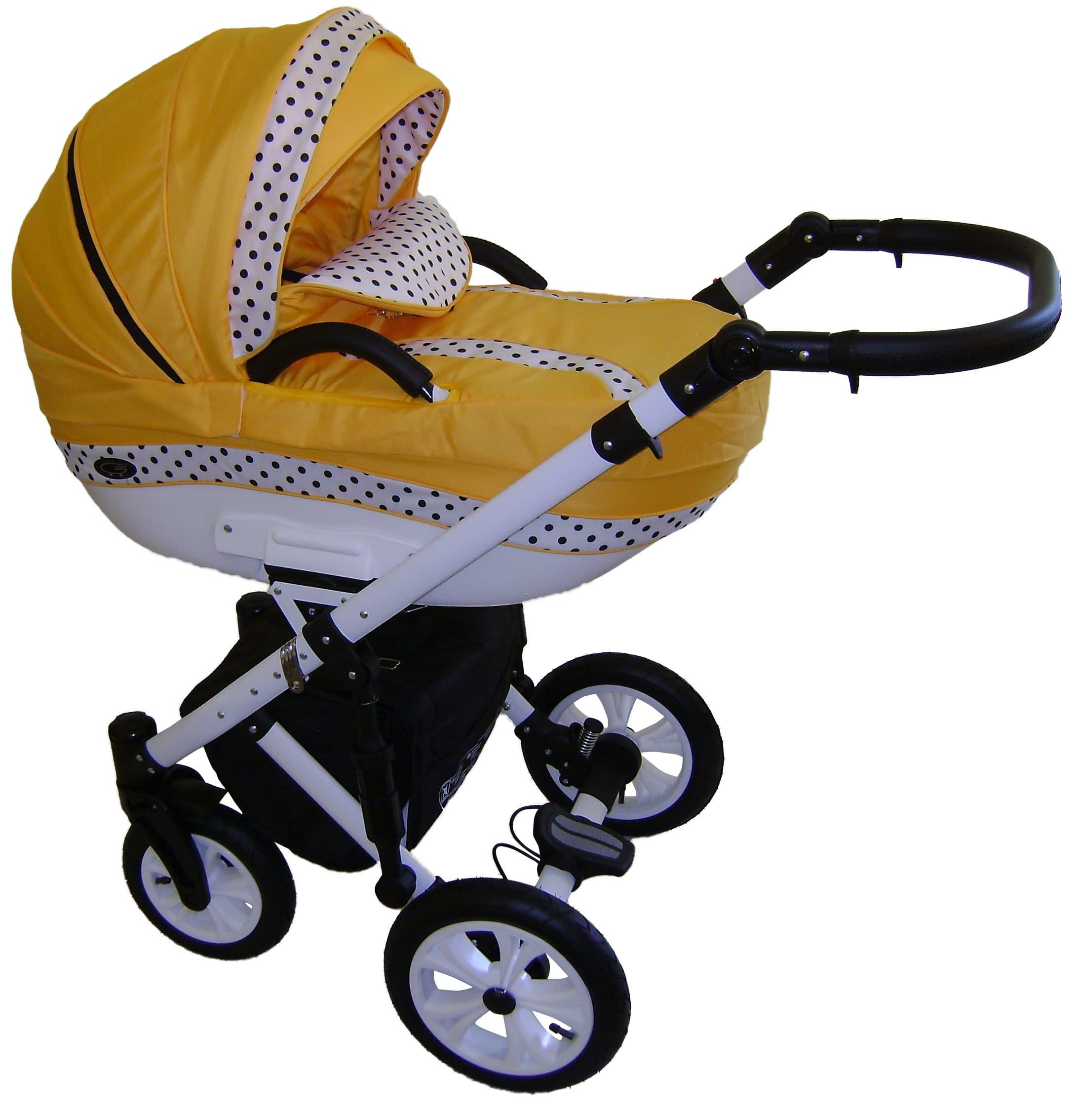 Бебешка количка 2в1 Carrera new цвят: 10