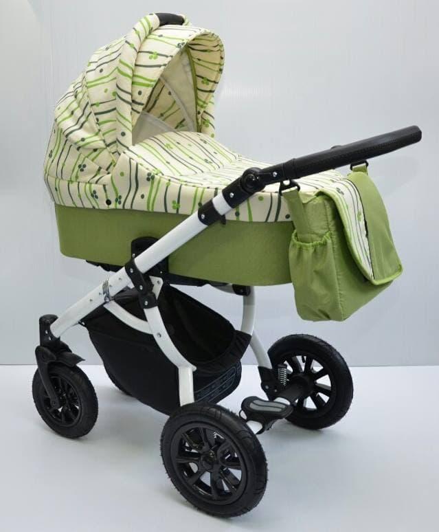 Бебешка количка 2в1 City line цвят:07