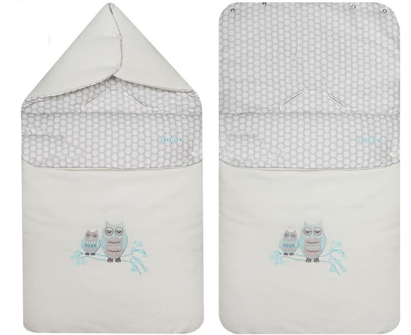 Womar-Чувалче за легло и количка велур