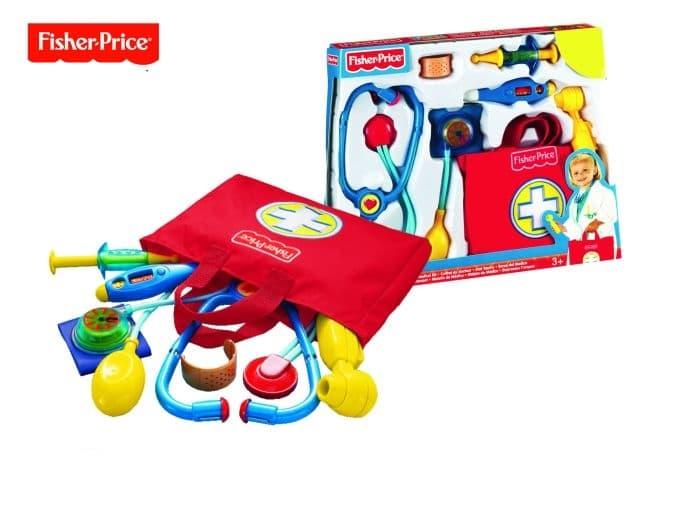 Fisher Price -комплект за игра Лекарска чанта
