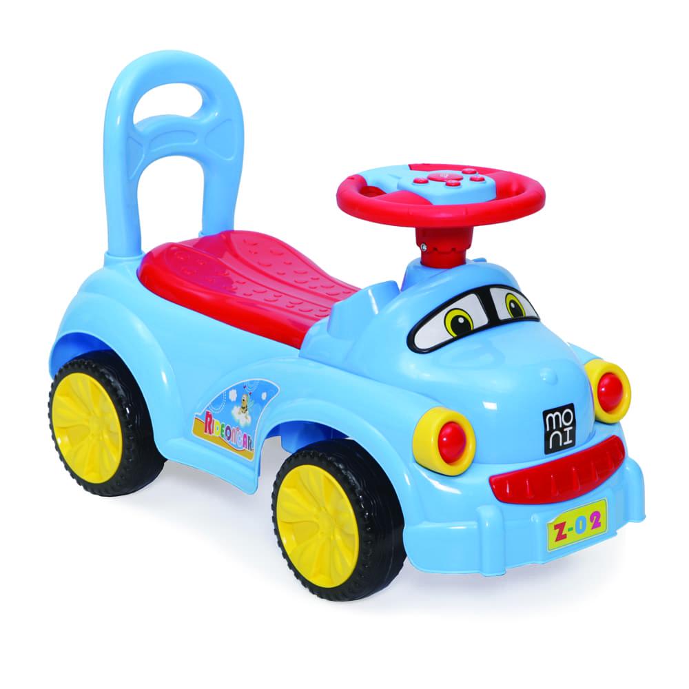 Кола за яздене Go