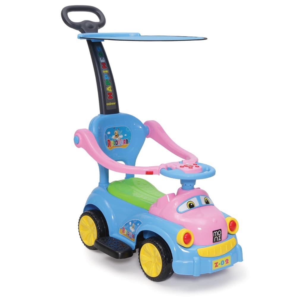 Кола за бутане с дръжка Go