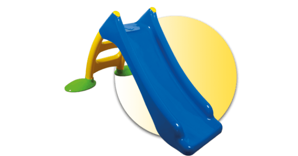 Водна пързалка Делфин