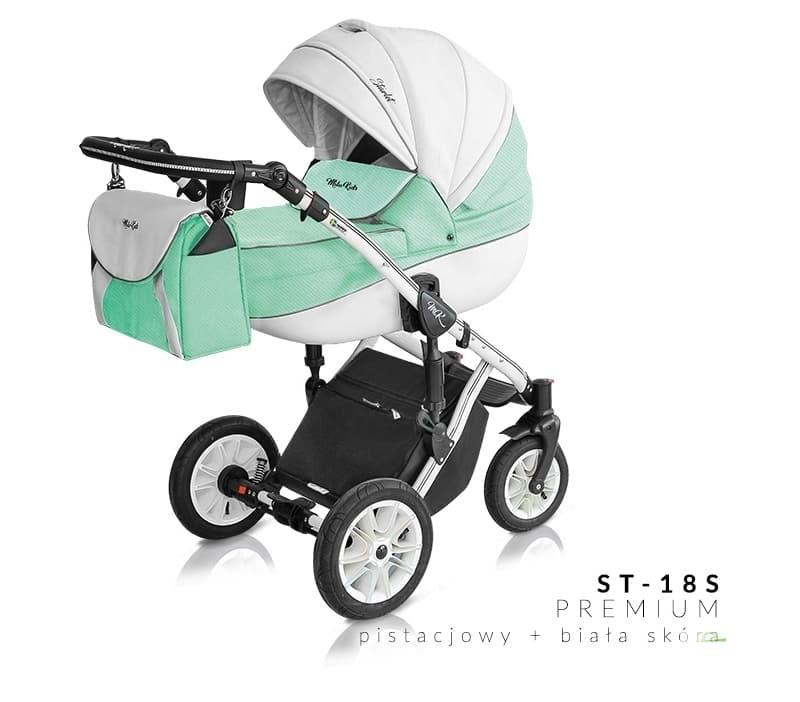 Бебешка количка 2в1 Starlet premium цвят 18