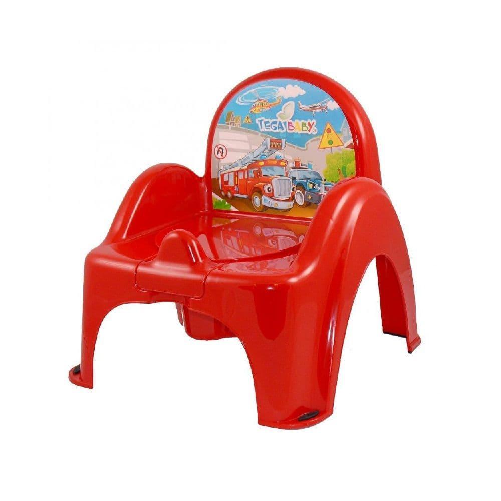 Гърне-столче Cars