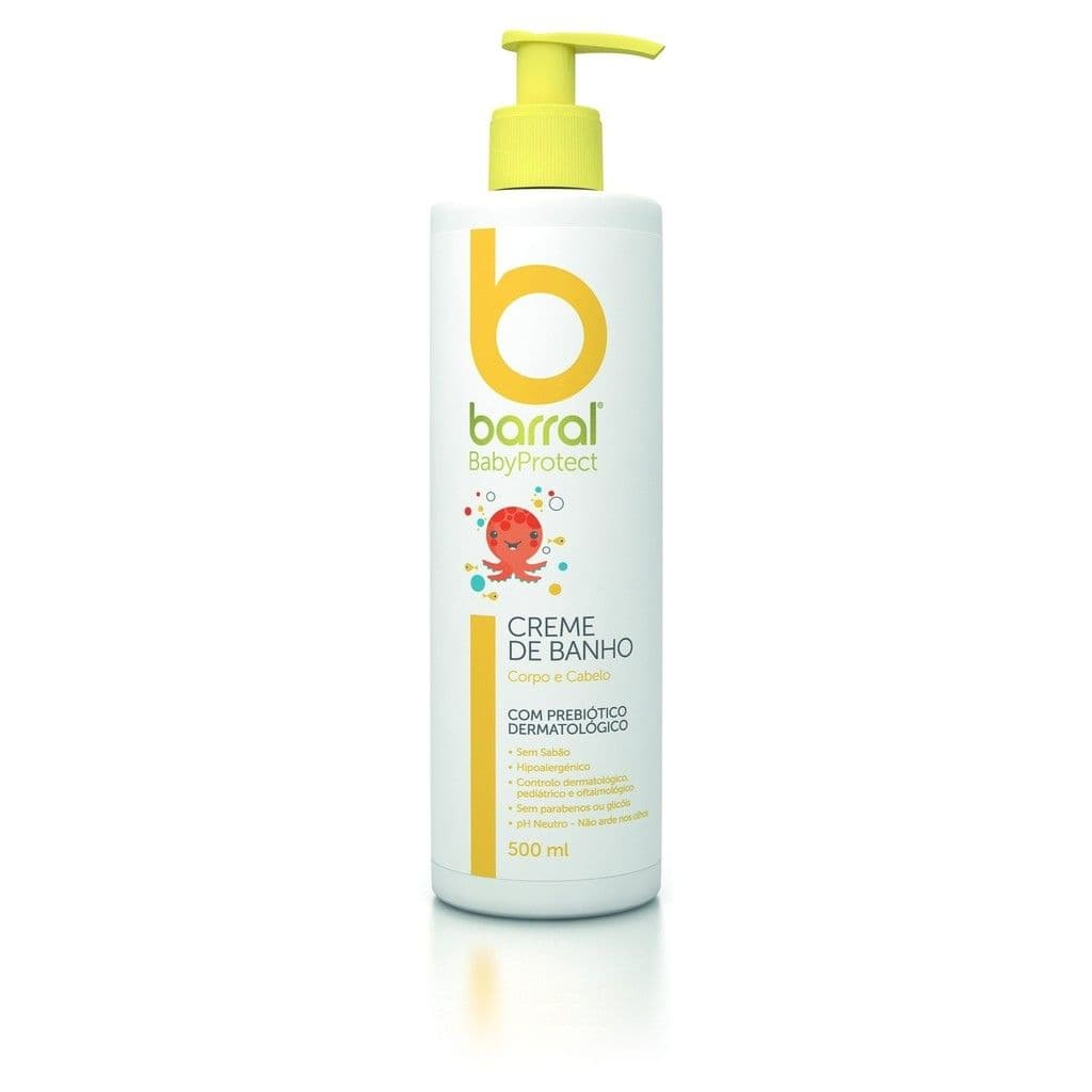 Barral-душ-крем Babyprotect 500ml