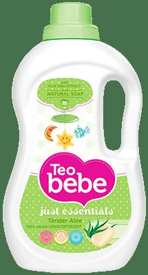 Teo bebe-течен препарат за пране Tender Aloe 1.3л