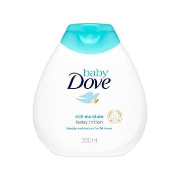 Dove baby-лосион за тяло Rich moisture 200ml