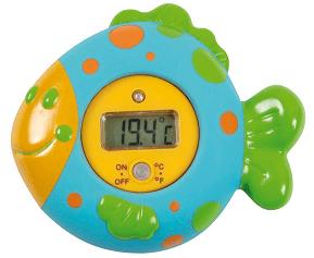 Tigex-дигитален термометър за баня