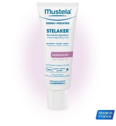 Mustela-кераторегулираща грижа 40мл