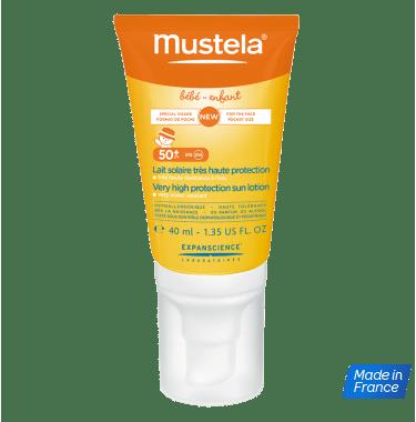 Mustela-Слънцезащитен лосион SPF50