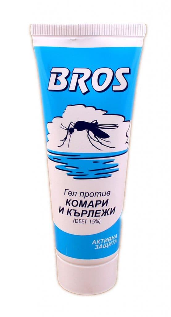 Bros - Гел против комари и кърлежи