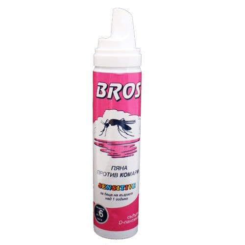 Bros - Пяна против комари Sensitive