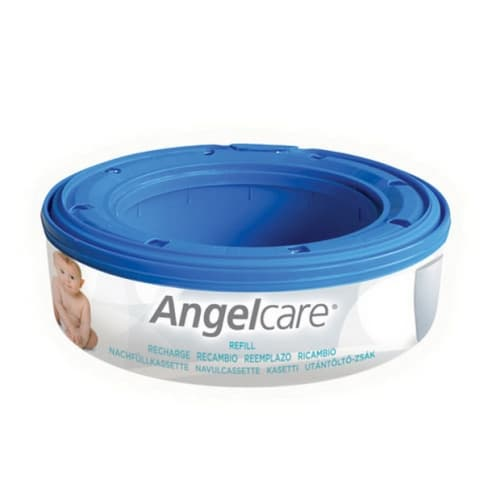 Angelcare-Пълнител за кош за употребявани пелени