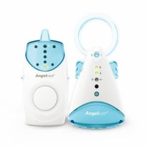 Angelcare-Бебефон звуков монитор+нощна светлина