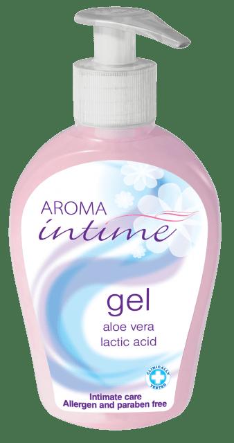 Aroma-Интимен измивен лосион Алое вера 250мл