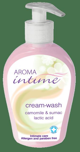 Aroma-Интимен измивен лосион Лайка и смрадлика 250мл