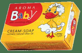 Aroma-Крем сапун Aroma baby