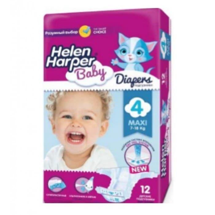Helen Harper4 Maxi 7-18кг 12бр