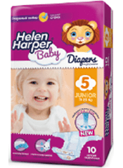 Helen Harper5 Junior 11-25кг 10бр