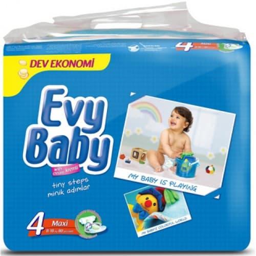 Evy baby4 8-18кг 66бр