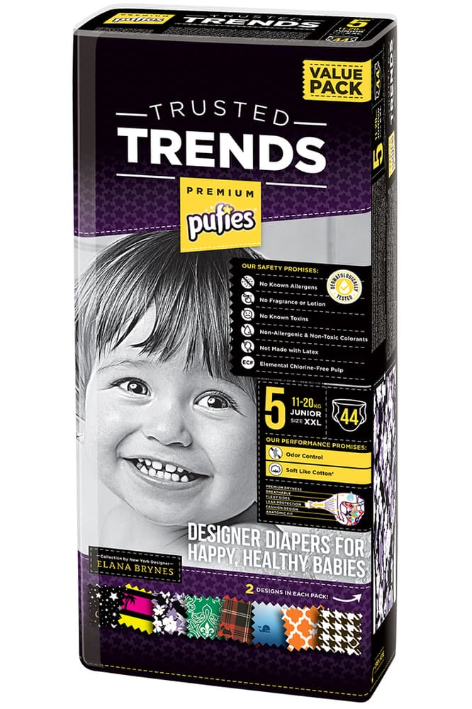 Pufies Trends junior5 11-20кг 44бр