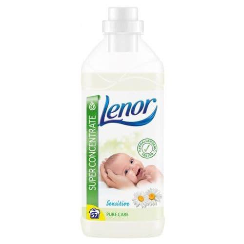 Lenor-Омекотител Lenor Pure care 57 пранета