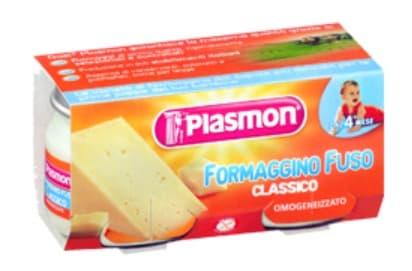 Plasmon-Пюре класически кашкавал 2х80гр 4м+