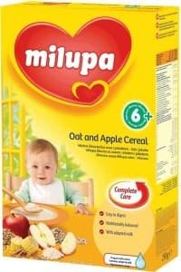 Milupa-Млечна каша овес ябълка 6м+ 250гр