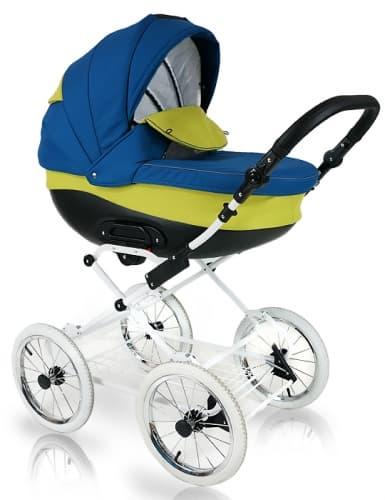 Бебешка количка 2в1 Bexa line classic цвят L208C