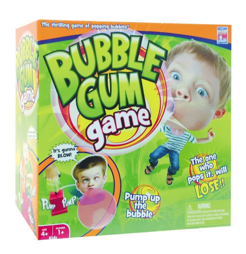 Игра Bubble gum