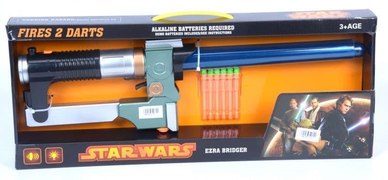 Светещ меч Star wars със стрели