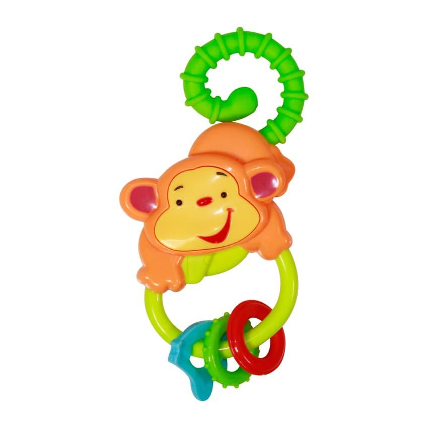 Lorelli-дрънкалка Маймунка