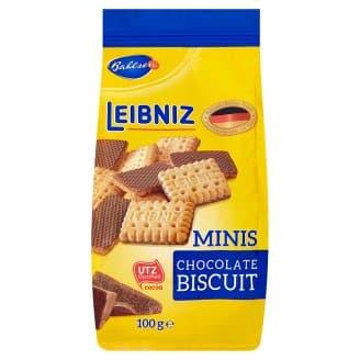 Leibniz-бисквити Minis choco